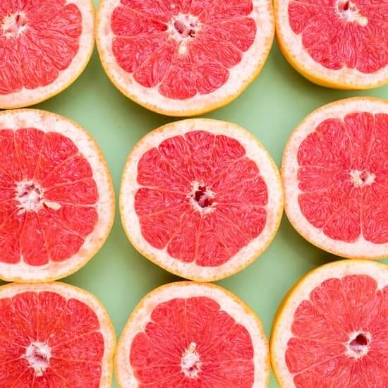 Grapefruits picture healthy nutrition